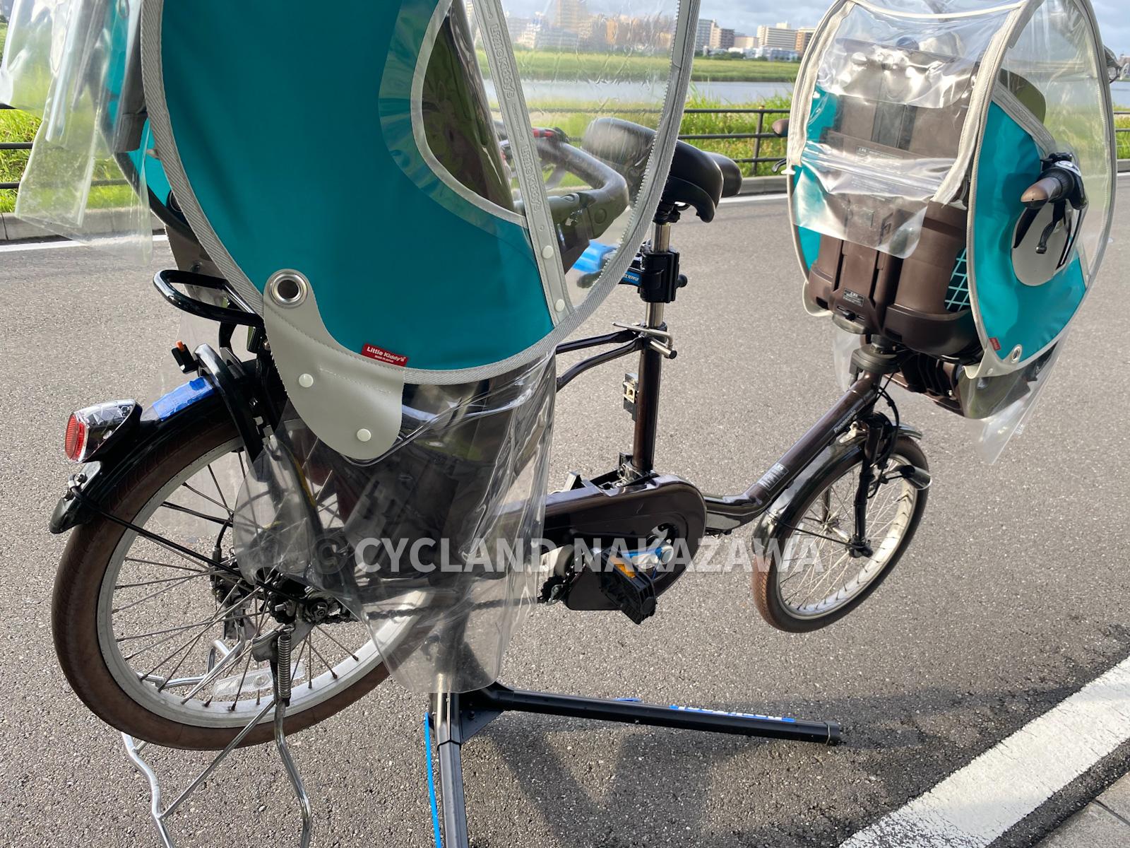 自転車修理210806